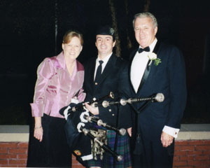 Wedding Reception Bagpipes